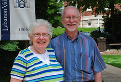 Joseph '60 and Shirley '61 Dietz